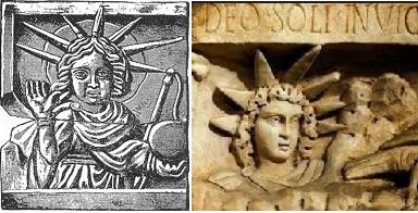 Diosa Persa Mitra 1400
