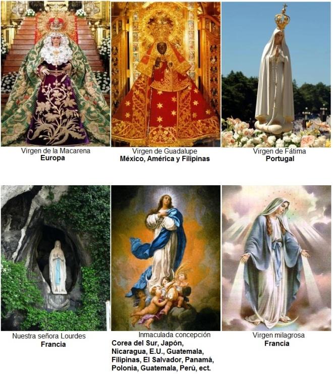 Virgenes sin niños
