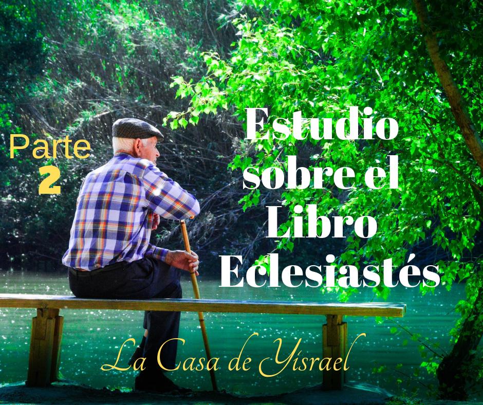 Eclestiastés 2
