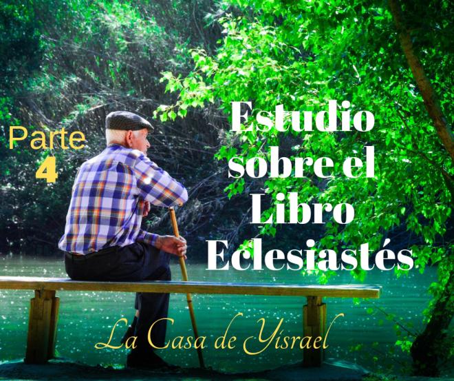 Eclestiastés 4