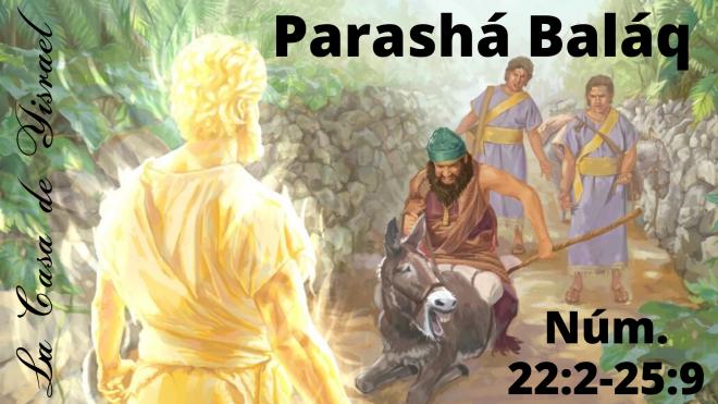 Parashá Baláq