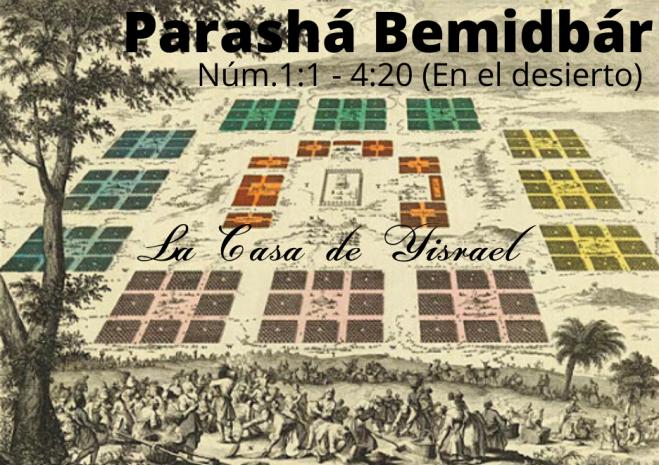 Parashá Bemidbár