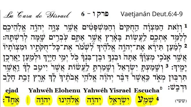 La Casa de Yisrael (3)